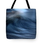 Frozen Swell Tote Bag