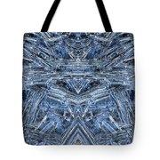 Frozen Symmetry Tote Bag