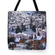 Frozen Village V2 Tote Bag