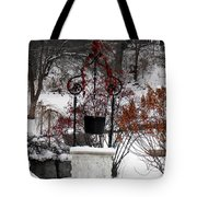 Frozen Wishes Tote Bag