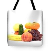 Fruit And Vegetables Ansamble Tote Bag