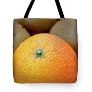 Fruit Basket. Orange. Tote Bag