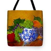 Fruit Bowl II Tote Bag