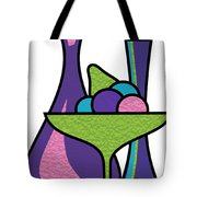 Fruit Compote Tote Bag