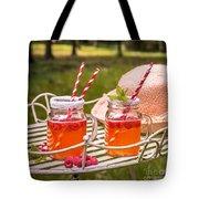 Fruit Drinks Tote Bag