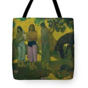 Fruit Gathering Tote Bag