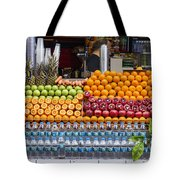 Fruit Just Stand Tote Bag
