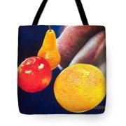 Fruit Lips Tote Bag