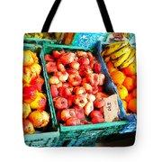 Fruit Medley Tote Bag