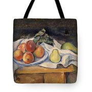 Fruit On A Table Tote Bag