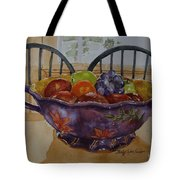 Fruit On The Table Tote Bag