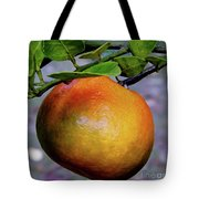 Fruit On The Tree Tote Bag