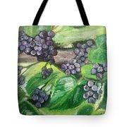 Fruit On The Vine Tote Bag