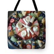 Fruit Spiral Tote Bag