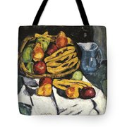 Fruit Still Life By Marsden Hartley Tote Bag