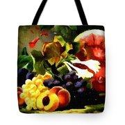 Fruit Still-life Catus 1 No 1 H B Tote Bag