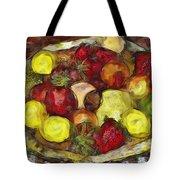 Fruitbowl Tote Bag