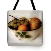 Fruitbowl Retro Tote Bag