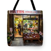Fruites Tote Bag