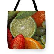 Fruitmix Tote Bag