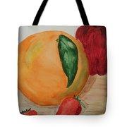 Fruits Of All Seasons Tote Bag