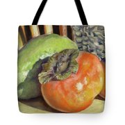 Fruits Of Autumn Tote Bag