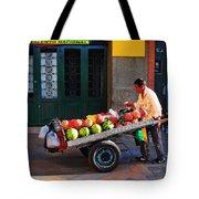 Fruta Limpia Tote Bag