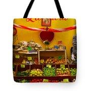 Frutas Y Verduras Tote Bag