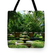 Fsu Grounds Tote Bag