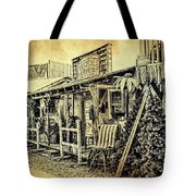 Ft. Apache General Store Tote Bag