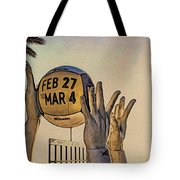 Ft Lauderdale Volleyball Time Tote Bag