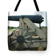 Ft Morgan Nc Cannon Tote Bag
