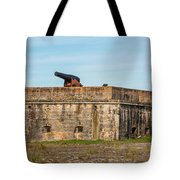 Ft. Pickens Gulf Islands National Seashore Tote Bag