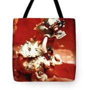 Fu Dog Tote Bag