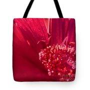 Fuchsia Flower Tote Bag
