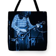 Fuel To The Blue Fire Tote Bag