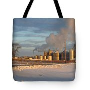 Fueling Life  Tote Bag