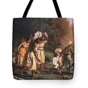 Fugitive Slaves, 1867 Tote Bag by Granger