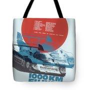 Fuji 1000 Kilometres Porsche 1984 Tote Bag