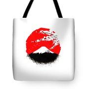 Fujiyama Tote Bag