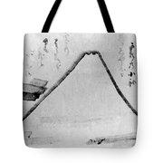 Fujiyama From Shoin Ji Tote Bag
