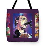Dave Matthews Band -full Band Set Tote Bag