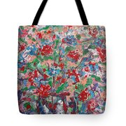 Full Bloom. Tote Bag