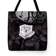 Full Blown Love Tote Bag