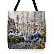 Full House By Prankearts Fine Art Tote Bag