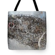 Full Metal Fish Tote Bag