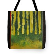 Full Moon At Dusk Tote Bag