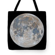Full Moon / Day 15 Tote Bag
