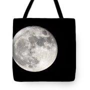 Beaver Moon Tote Bag