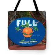 Full Tote Bag